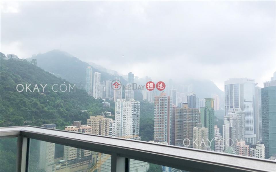 HK$ 58,000/ 月-囍匯 2座灣仔區-3房2廁,極高層,露台《囍匯 2座出租單位》