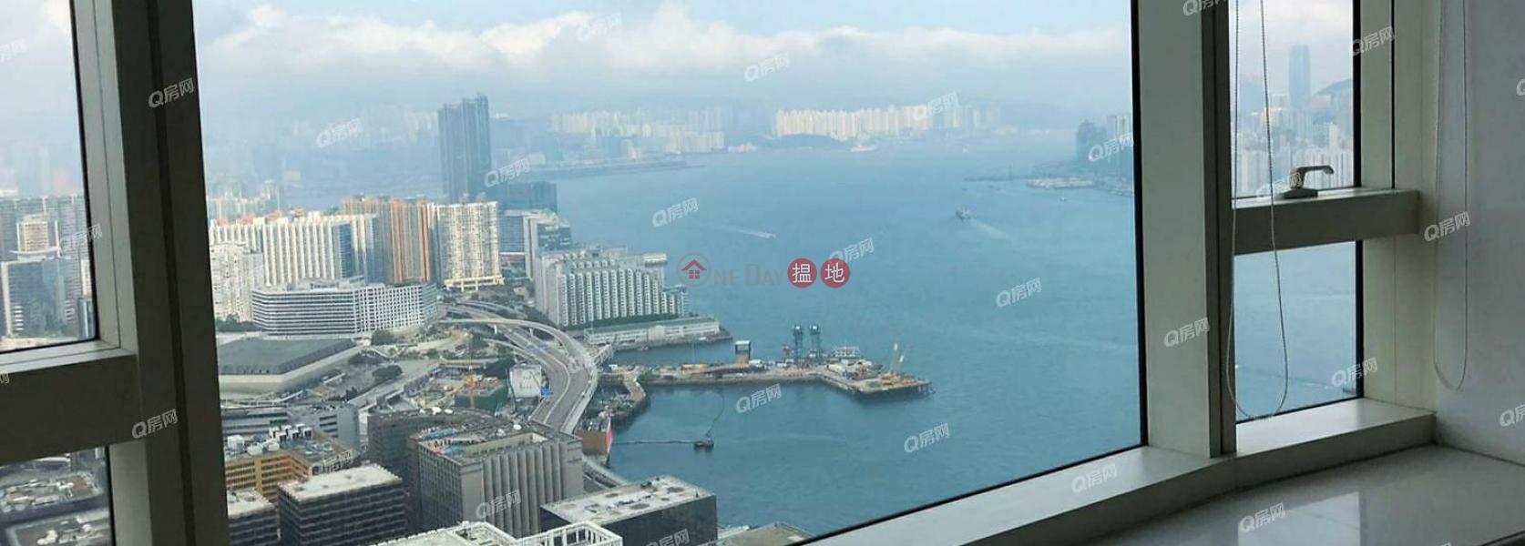 HK$ 2,450萬|名鑄-油尖旺|一房套加多功能房 豪宅名廈 連約放售 即買即收租《名鑄買賣盤》