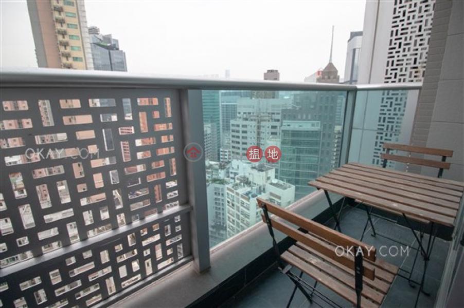 1房1廁,極高層,可養寵物,露台《嘉薈軒出售單位》-60莊士敦道 | 灣仔區-香港出售HK$ 900萬