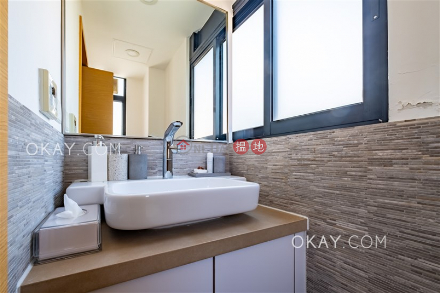 Luxurious 1 bed on high floor with balcony & parking | Rental, 1 Holly Road | Wan Chai District Hong Kong, Rental, HK$ 68,000/ month