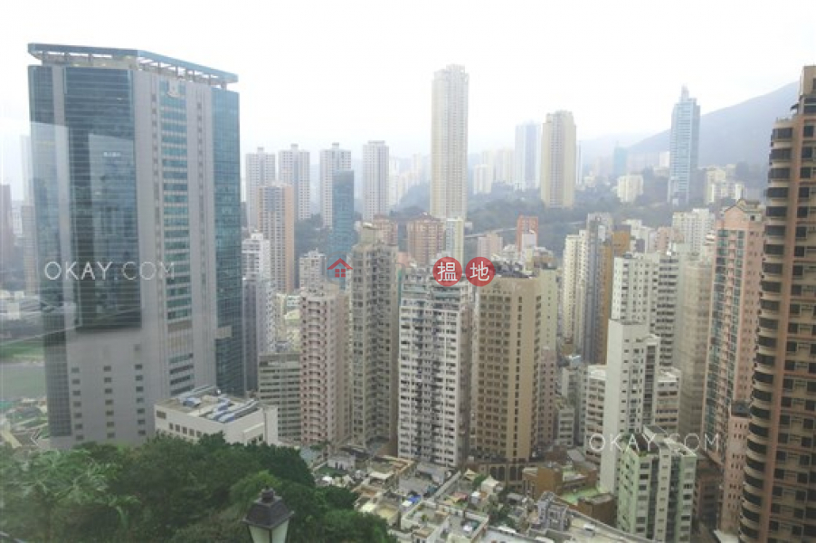 HK$ 45,000/ month Richery Garden Wan Chai District, Luxurious 2 bedroom with racecourse views & parking | Rental