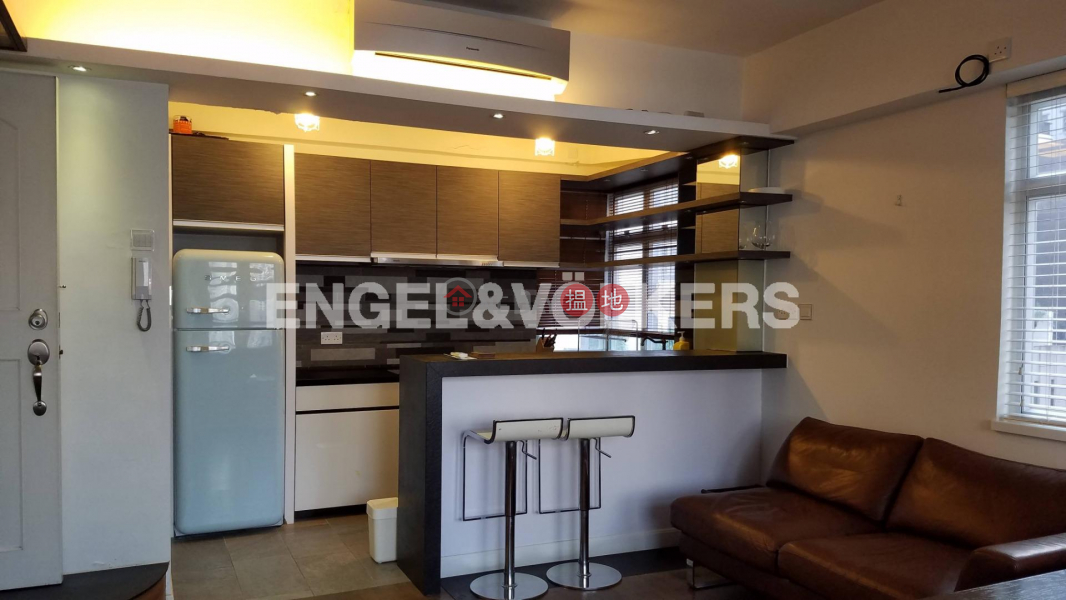 Studio Flat for Rent in Soho, 77-79 Caine Road 堅道77-79號 Rental Listings | Central District (EVHK97410)