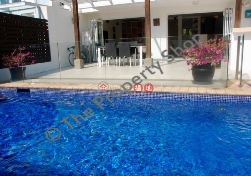 Beautiful Family Home with Private Pool|西貢黃竹山新村(Wong Chuk Shan New Village)出售樓盤 (John-96862592)