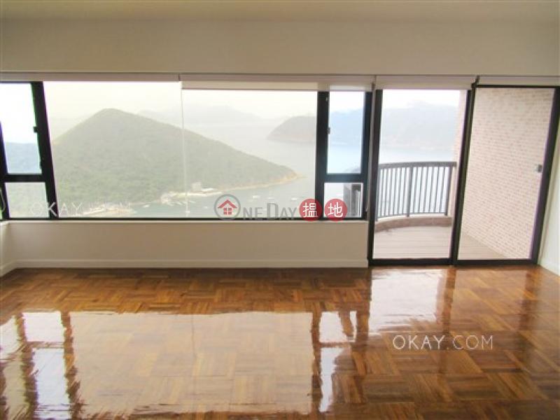 Efficient 4 bedroom with sea views, balcony   Rental   65 Repulse Bay Road   Southern District, Hong Kong, Rental   HK$ 110,090/ month