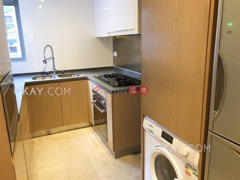 Property Search Hong Kong | OneDay | Residential Rental Listings | Elegant 3 bedroom on high floor with balcony | Rental