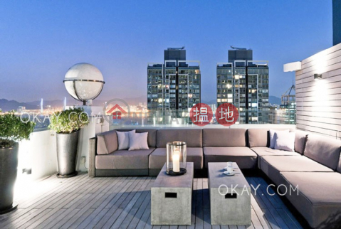 Gorgeous 2 bedroom on high floor with rooftop | For Sale|Wah Fai Court(Wah Fai Court)Sales Listings (OKAY-S384612)_0