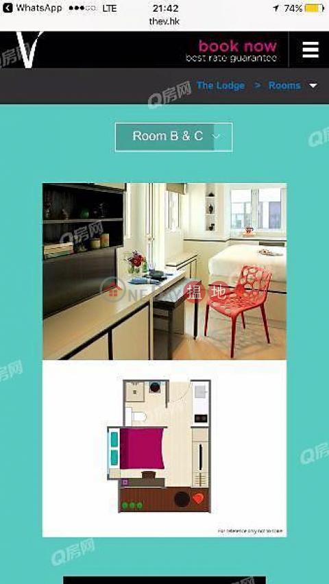 The Lodge   Low Floor Flat for Sale Yau Tsim MongThe Lodge(The Lodge)Sales Listings (XGJL823100095)_0