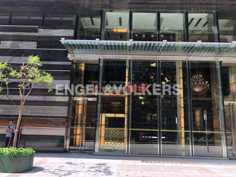 1 Bed Flat for Rent in Tsim Sha Tsui, The Masterpiece 名鑄 Rental Listings | Yau Tsim Mong (EVHK45021)