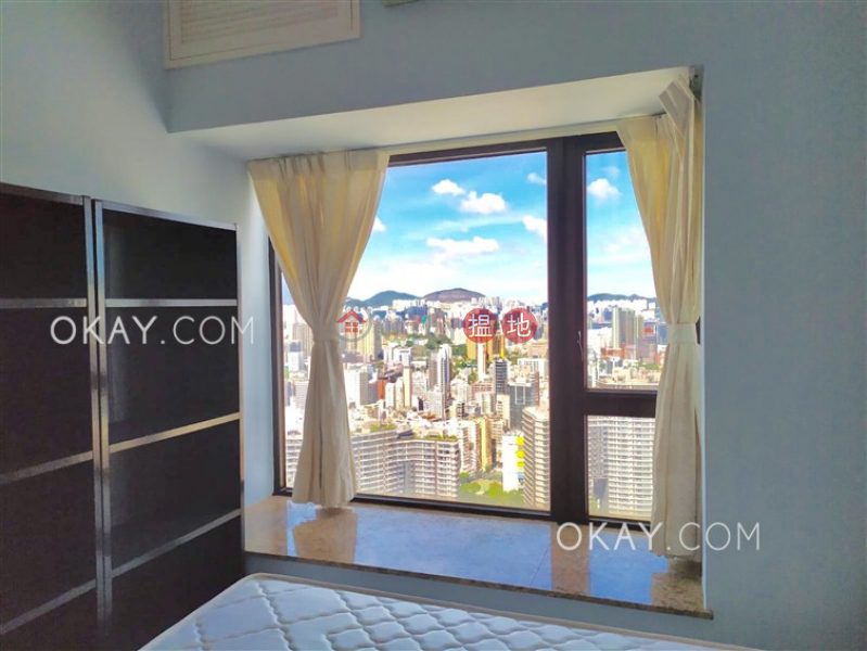 Rare 3 bedroom on high floor with harbour views | Rental, 1 Austin Road West | Yau Tsim Mong Hong Kong, Rental HK$ 46,000/ month