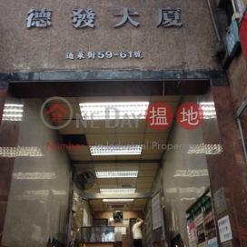 59-61 Tung Choi Street,Mong Kok, Kowloon