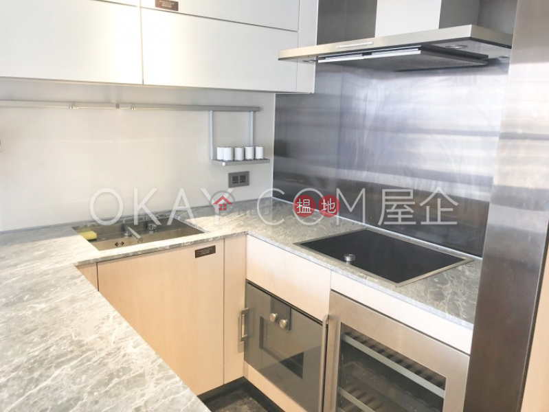 Rare 2 bedroom on high floor with balcony | For Sale, 23 Graham Street | Central District, Hong Kong | Sales HK$ 23M