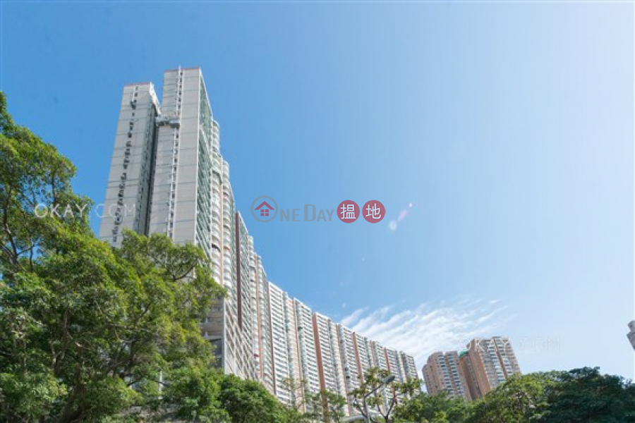 Efficient 3 bedroom with balcony & parking | For Sale 550-555 Victoria Road | Western District, Hong Kong, Sales HK$ 22.8M