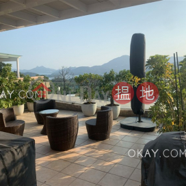 Gorgeous house with rooftop, balcony   For Sale Pak Kong Au Village(Pak Kong Au Village)Sales Listings (OKAY-S350677)_0