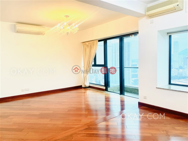 Rare 3 bedroom on high floor with balcony | Rental 1 Austin Road West | Yau Tsim Mong, Hong Kong | Rental, HK$ 62,000/ month