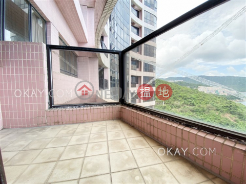 Luxurious 3 bed on high floor with sea views & balcony | Rental|Pacific View(Pacific View)Rental Listings (OKAY-R12291)_0
