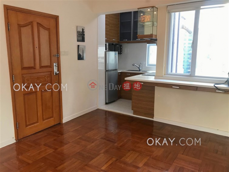 HK$ 25,000/ month Sunrise House Central District, Intimate studio on high floor with terrace | Rental
