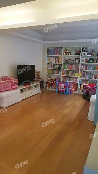 HK$ 2,350萬-頌月花園灣仔區特色單位,連車位,名校網,實用三房,連租約頌月花園買賣盤
