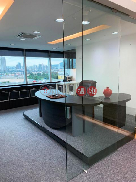 Seaview offices in Billion Center, Kowloon Bay for sale. | Billion Centre Block B 億京中心B座 Sales Listings