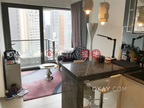 Elegant 1 bedroom with balcony | Rental|Central DistrictThe Pierre(The Pierre)Rental Listings (OKAY-R209627)_0