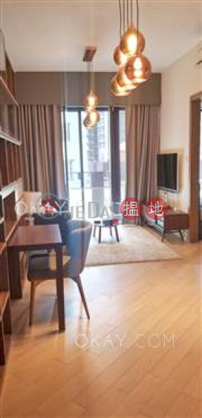 Cozy 1 bedroom with balcony | Rental, Park Haven 曦巒 Rental Listings | Wan Chai District (OKAY-R99235)