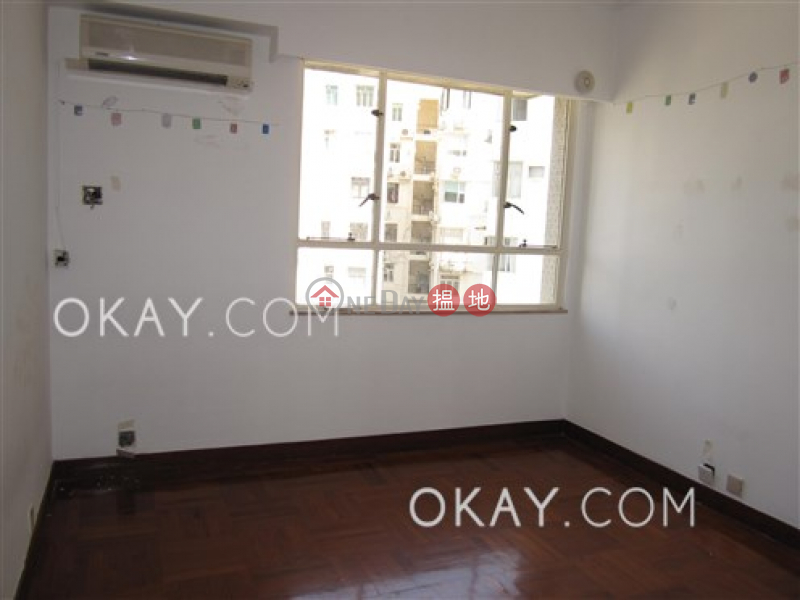 HK$ 85,000/ month | St. Joan Court, Central District Unique 3 bedroom on high floor with balcony & parking | Rental