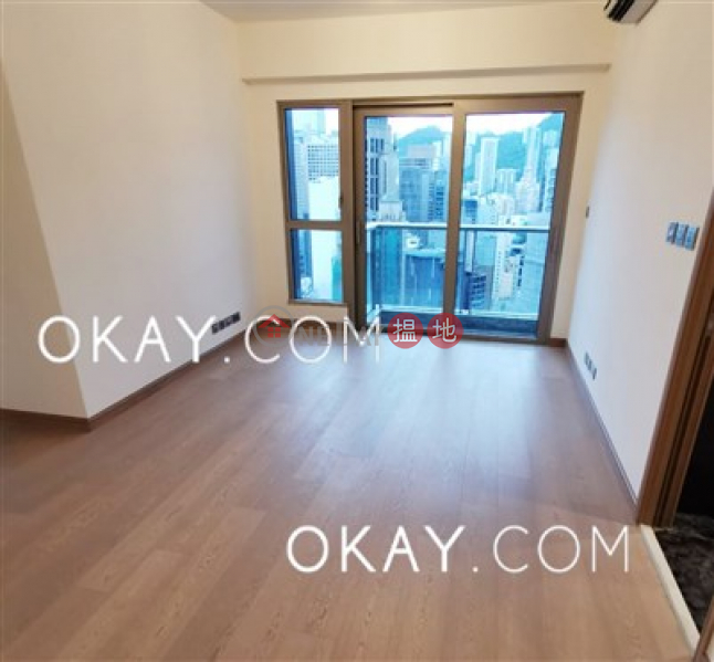 HK$ 61,000/ month My Central, Central District Beautiful 3 bedroom on high floor with balcony | Rental