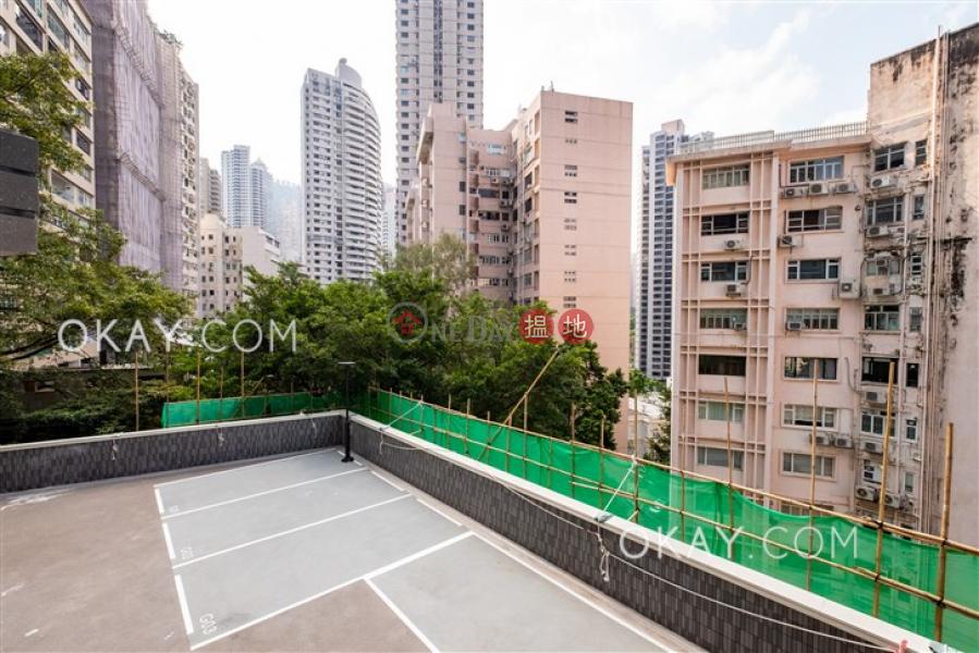 HK$ 35,000/ month | St. Joan Court, Central District, Unique 1 bedroom in Mid-levels Central | Rental