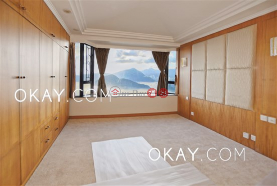 Gorgeous 3 bedroom on high floor with balcony | Rental 55 South Bay Road | Southern District Hong Kong, Rental | HK$ 98,000/ month