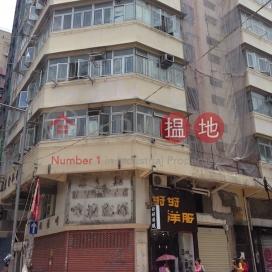 56-58 Temple Street,Yau Ma Tei, Kowloon