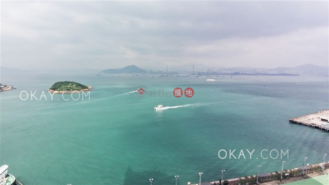 HK$ 53,000/ month, The Sail At Victoria Western District Gorgeous 4 bedroom with sea views & balcony | Rental