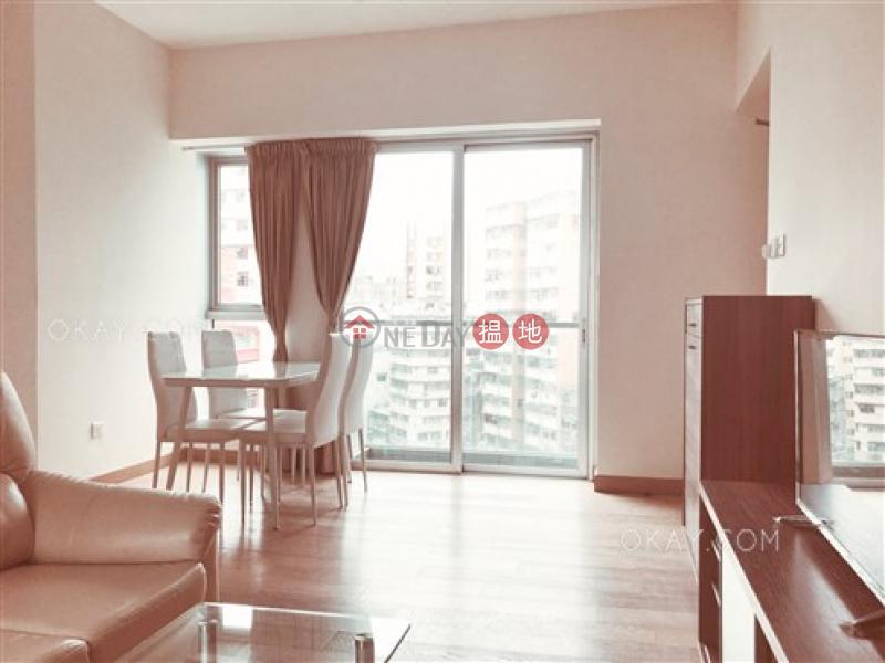 HK$ 28,500/ month | GRAND METRO Yau Tsim Mong, Lovely 3 bedroom with balcony | Rental