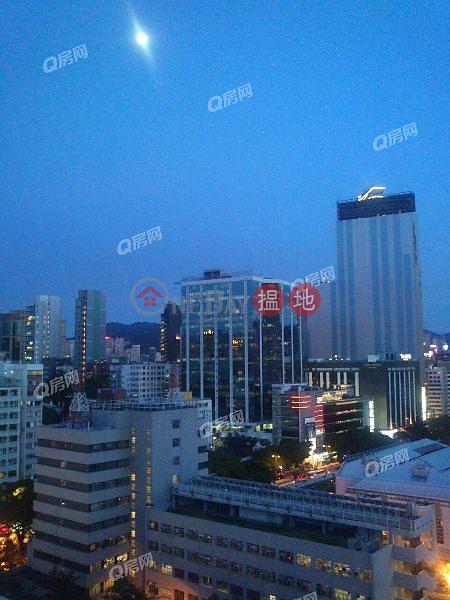 HK$ 720萬-幸運大廈|油尖旺交通方便,開揚遠景《幸運大廈買賣盤》
