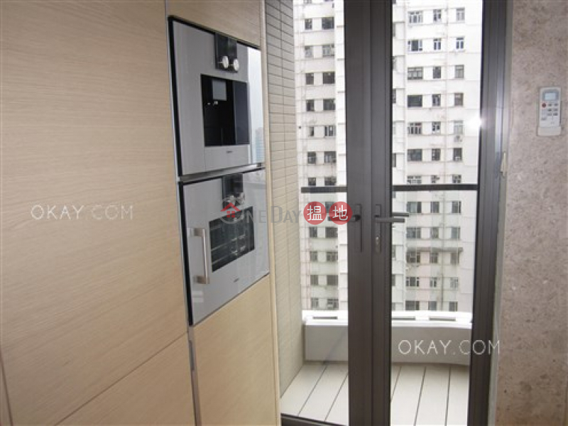 HK$ 63,000/ month Arezzo Western District | Beautiful 2 bedroom with balcony | Rental