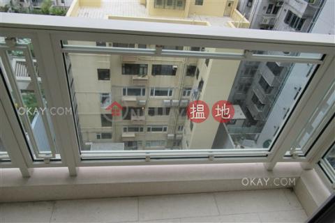Gorgeous studio with balcony | Rental|Western DistrictThe Morgan(The Morgan)Rental Listings (OKAY-R313779)_0