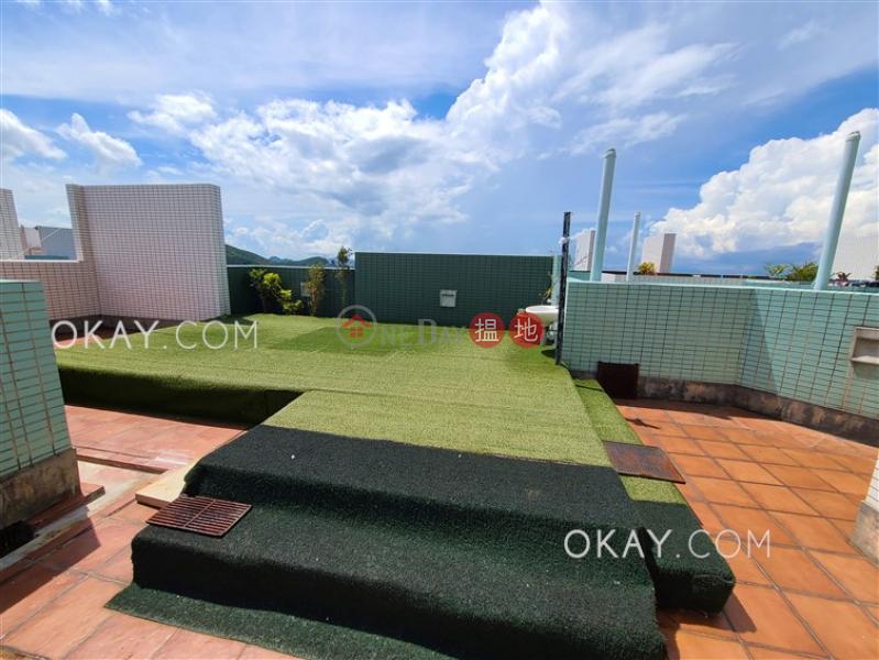 Gorgeous 3 bedroom on high floor with rooftop | Rental | Sham Wan Towers Block 1 深灣軒1座 Rental Listings