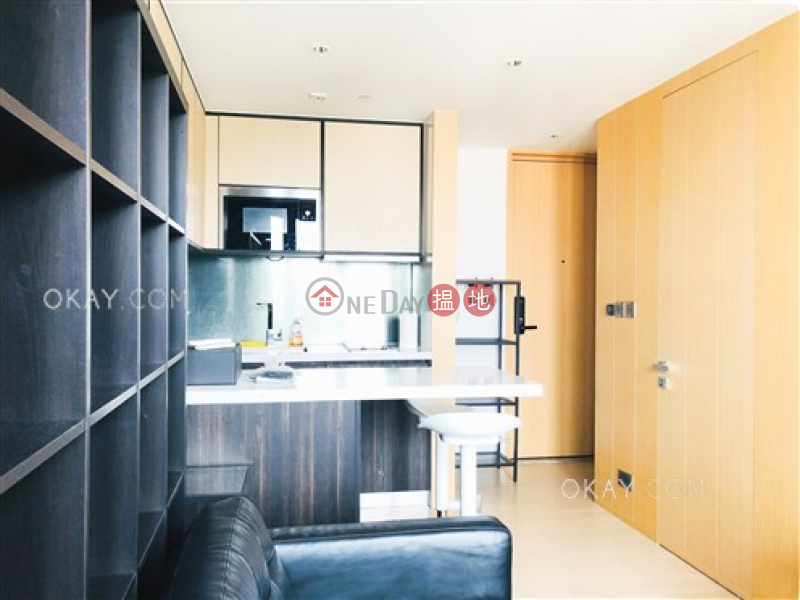 Tasteful 1 bedroom on high floor with balcony | For Sale 11 Davis Street | Western District Hong Kong Sales, HK$ 11M
