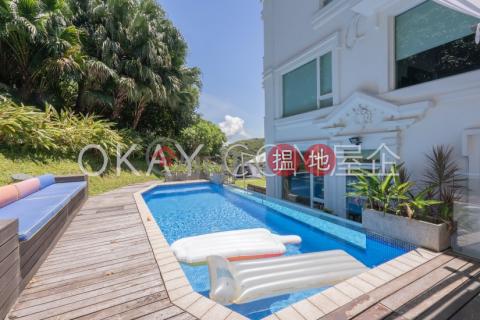 Rare house with sea views, rooftop & terrace | For Sale|Tai Hang Hau Village(Tai Hang Hau Village)Sales Listings (OKAY-S291028)_0