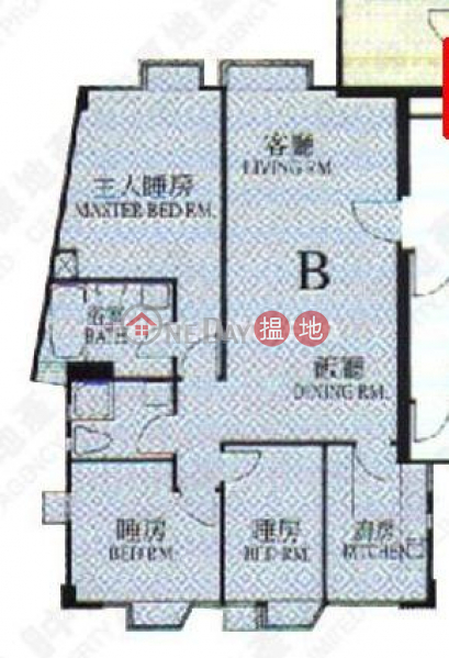 寶馬山三房兩廳筍盤出租|住宅單位-1寶馬山道 | 東區香港|出租-HK$ 40,000/ 月