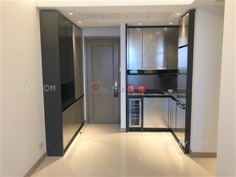 Property Search Hong Kong | OneDay | Residential, Rental Listings | Practical 1 bedroom with harbour views & balcony | Rental