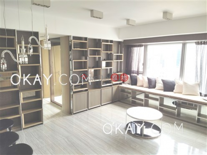 Property Search Hong Kong | OneDay | Residential, Rental Listings | Unique 3 bedroom on high floor with sea views & balcony | Rental