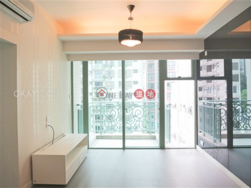 Lovely 3 bedroom with balcony | For Sale, Bon-Point 雍慧閣 Sales Listings | Western District (OKAY-S499)