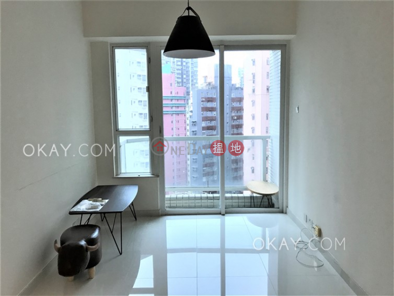 HK$ 23,800/ 月|莊士明德軒西區|2房1廁,露台《莊士明德軒出租單位》