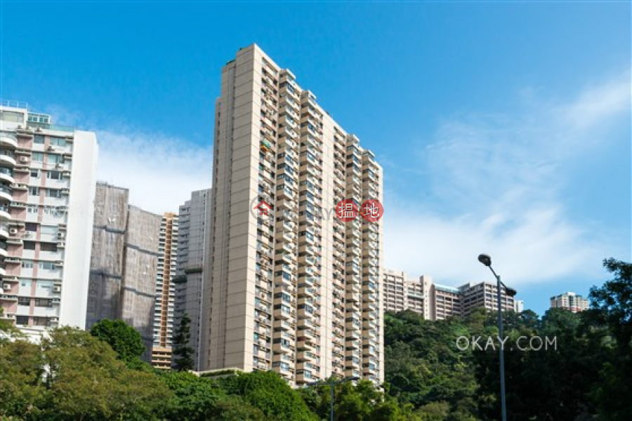 Efficient 3 bed on high floor with sea views & balcony | For Sale | 550-555 Victoria Road | Western District, Hong Kong | Sales | HK$ 35M