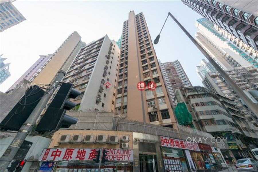 Practical in Mid-levels West | Rental, Good View Court 豪景閣 Rental Listings | Western District (OKAY-R62191)