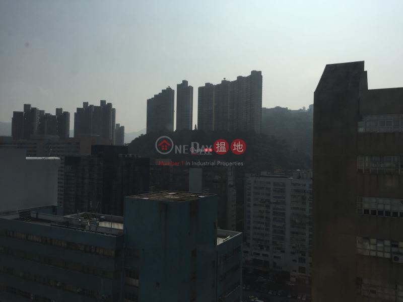 豐盛工業中心 高層工業大廈 出售樓盤-HK$ 428萬