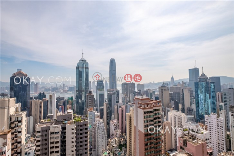 Property Search Hong Kong | OneDay | Residential, Sales Listings, Unique 2 bedroom on high floor with harbour views | For Sale