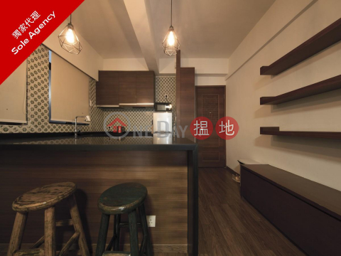 1 Bed Flat for Sale in Soho|Central DistrictPo Hing Mansion(Po Hing Mansion)Sales Listings (EVHK92344)_0