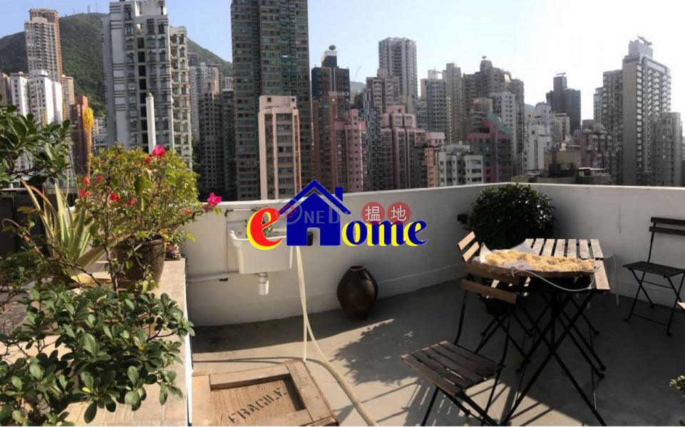 ** 罕有放盤 ** 複式單位 連天台 ** 靚裝 **|東祥大廈(Tung Cheung Building)出售樓盤 (E80555)