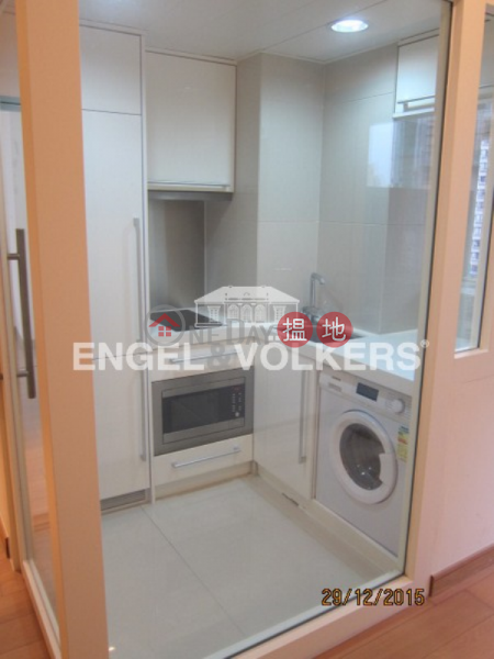 HK$ 27,000/ month The Icon | Western District | 1 Bed Flat for Rent in Mid Levels West
