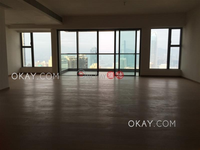 Rare 3 bedroom on high floor with balcony & parking | Rental | Branksome Grande 蘭心閣 Rental Listings